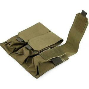 Tactical-MOLLE-Triple-Magazine-Mag-Pouch-Holder-Bags
