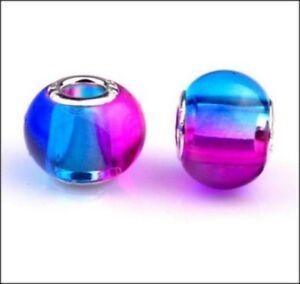 Large-Hole-Blue-and-Fushia-Rainbow-Glass-Beads