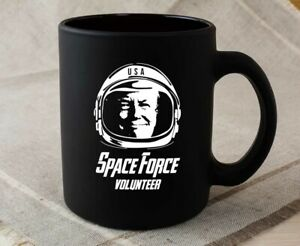 Space Force Coffee Mug Space Force Mug Funny Trump Coffee Cups