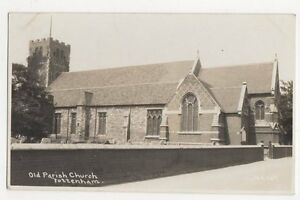 Old Parish Church Tottenham 1933 RP Postcard  216a - Aberystwyth, United Kingdom - I always try to provide a first class service to you, the customer. If you are not satisfied in any way, please let me know and the item can be returned for a full refund. Most purchases from business sellers are protected by - Aberystwyth, United Kingdom