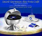 Saint-Germain-Des-Pr's Caf': The Blue Edition [Digipak] by Various Artists (CD, Nov-2010, 2 Discs, Wagram Records (France))