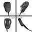 Handheld Shoulder Speaker Mic For Motorola DP3600 DP3601DGP4150 DGP4150