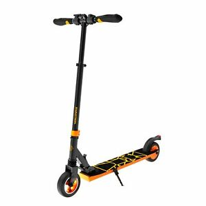 Swagtron-Swagger-8-Folding-Electric-Scooter-for-Kids-amp-Teens-Lightweight-Orange