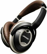 Bose QuietComfort 15 Noise Cancelling Headphones, Limited Edition Slate/Brown