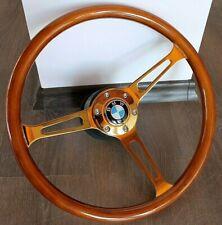 MOMO HUB BMW E12 E24 E23 E21 2800 2500 series 5 STEERING WHEEL BOSS KIT CHEAP