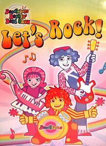 Details about Doodlebops Rockin Road Show Let's Rock! NEW! DVD Confidence  Teamwork Kids