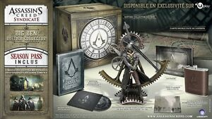 Assassin-039-s-Creed-Syndicate-Collector-Big-Ben-Edition-FR-XBOX-ONE-NEUF