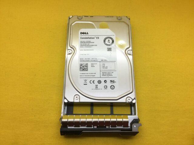 835R9 DELL 0835R9 2TB 7.2K 6G LFF 3.5/'/' SATA HDD HARD DRIVE ST2000NM0011