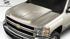 07-13 Chevrolet Silverado Duraflex G-Force Hood 1pc Body Kit 107944