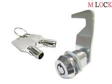 3 Size Homak Tool Box Lock Tubular Cam Lock 180 Degree Hook Cam Replacement Lock