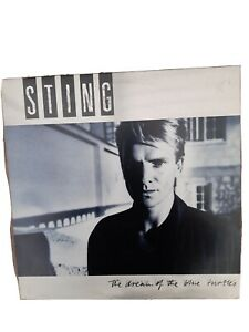 Sting-The-Dream-Of-The-Turtles-Vinyl-LP-Album-DREAM-1-Excellent-Vinyl