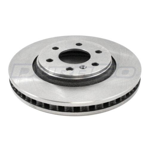 Disc Brake Rotor Front Parts Master 126349
