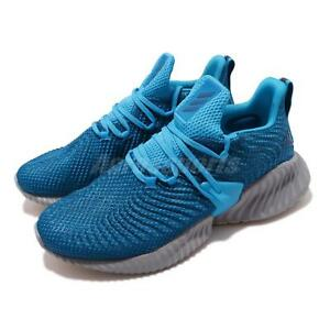 dependable performance good selling great discount for Details about adidas Alphabounce Instinct M Blue Grey Men Running Training  Shoe Sneaker BD7112