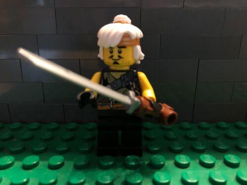 Lego ® Teen Wu mit Waffen NINJAGO Set 70654 Drachen Fänger Figur NEU