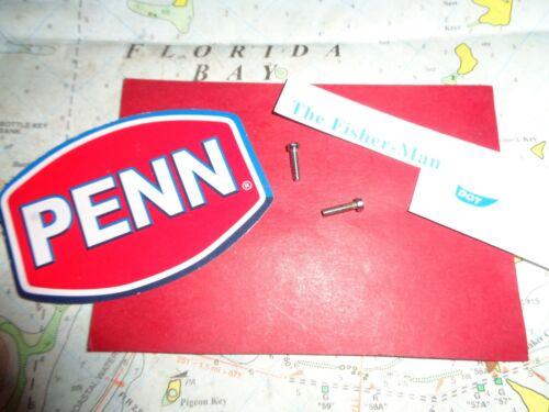 2 Penn 9 M 109 m Support Vis nouvelle Penn part 39-2 Pour Arts Martiaux Gear 10 15K gld 20 bobines