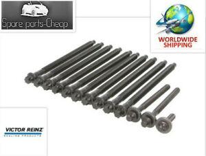 BMW-Mini-N13-N14-N16-N18-PSA-Principe-EP6-EP3-1-6-16V-Turbo-Culata-Kit-De-Perno