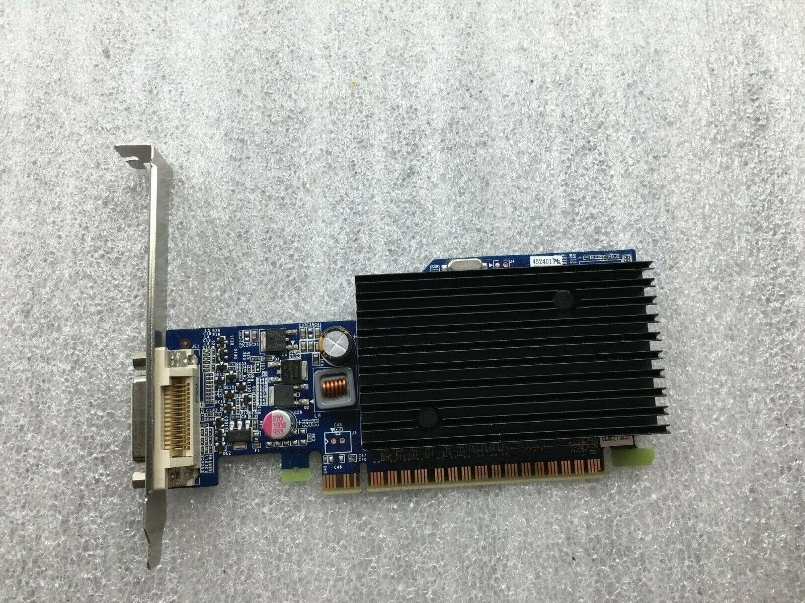 PNY GeForce 8400 GS DDR2 512 MB PCI 2.0 High Profile DVI Video Card /DMS 59 Port