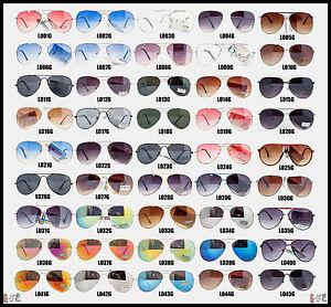 Occhiali Goccia Sole Specchiati Aviatore Da Donna Uomo Unisex TFlK31cuJ