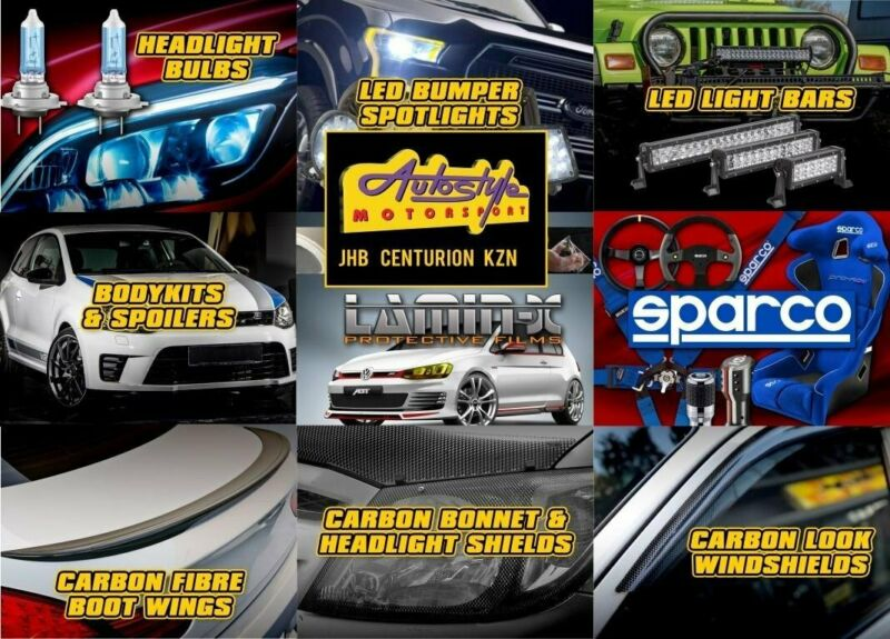 Autostyle Motorsport - South Africas largest auto accessory store. Open 7 days. We beat any price. V