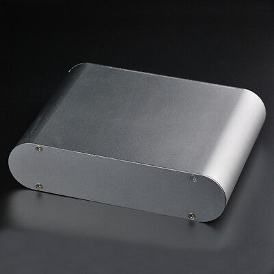 Aluminum Enclosure Electronic DIY PCB Instrument Project Box Case 16x66x110mm