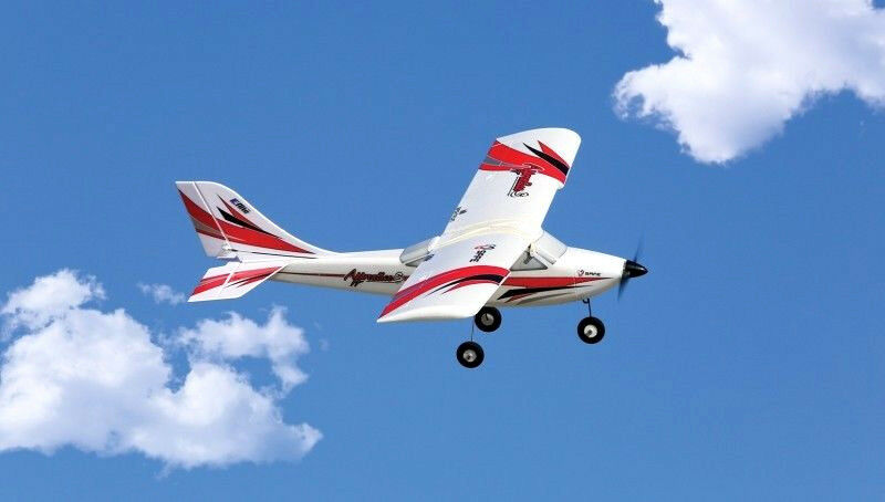 E-flite Apprentice S 15e RC Plane SAFE 1.5m with DXe Controller RTF EFL3100E