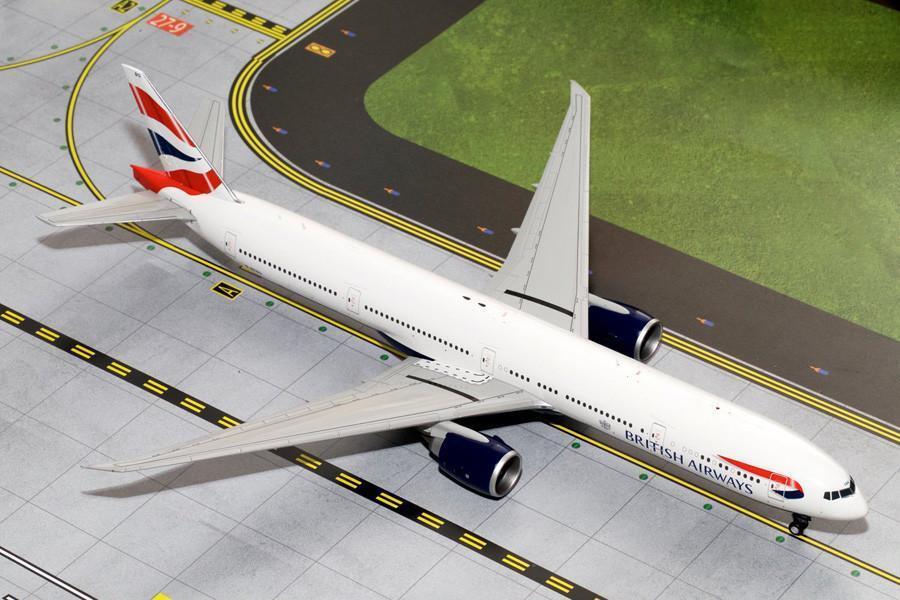 British Airways Boeing 777-300ER G-STBG Gemini jets G2BAW541 échelle 1 200