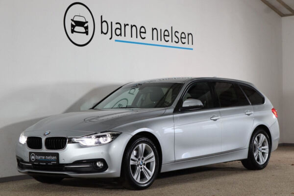 BMW 320d 2,0 Touring Sport Line aut. billede 0