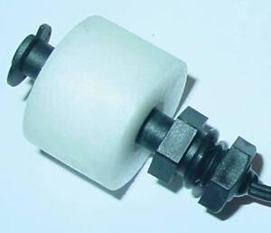 Niveauschalter<wbr/>, Schwimmschalte<wbr/>r, Pegelschalter, ÖFFNER, 100VDC/1A, S74S