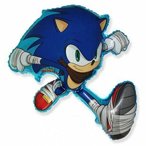 Sonic The Hedgehog Sonic Boom Supershape Foil Balloon For Sale Online Ebay