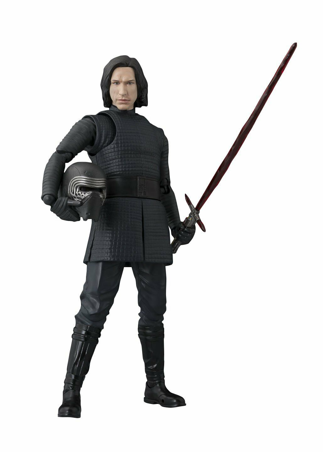 Bandai S.H.Figuarts Star Wars Kylo Ren The Last Jedi Japan version
