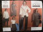 Vogue V2988 Vogue Wardrobe Designer Original 2007 Pattern size 6/8/10/12 Uncut