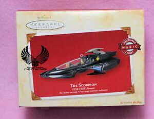Hallmark-Ornament-Star-Trek-Nemesis-The-Scorpion-stardate-2003