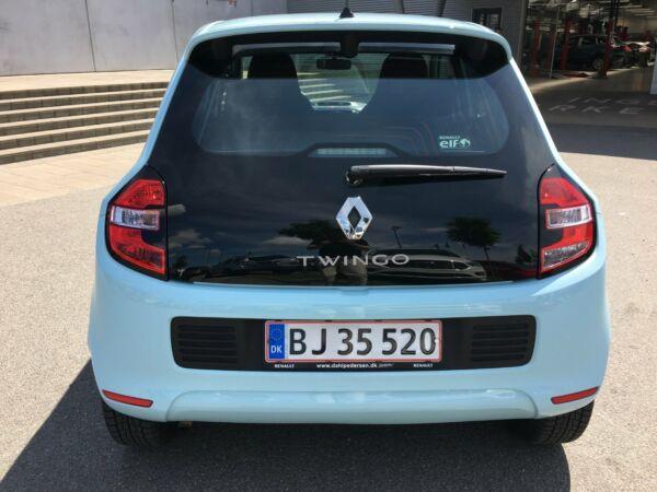 Renault Twingo 1,0 SCe 70 Authentique billede 5