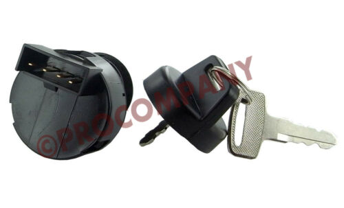 4012163 4110264 4 Pin Ignition Key Switch Polaris Mopeds ATVS Bicycles Scooters