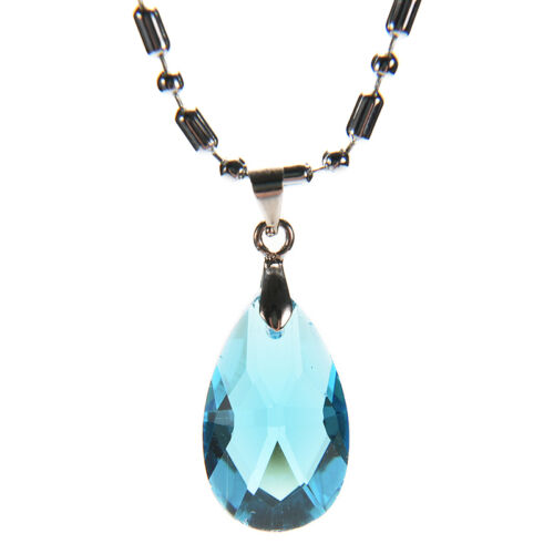 Crystal Necklace Cosplay New of Anime For SAO Sword Art Online Heart of Yui BH
