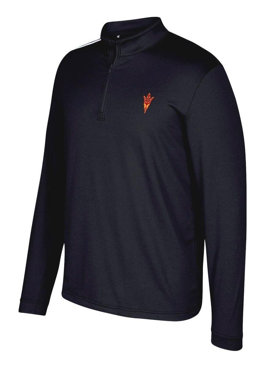 "Arizona State Sun Devils Adidas NCAA Herren \""Spring\"" 1/4 Zip Pullover Wind Shirt"