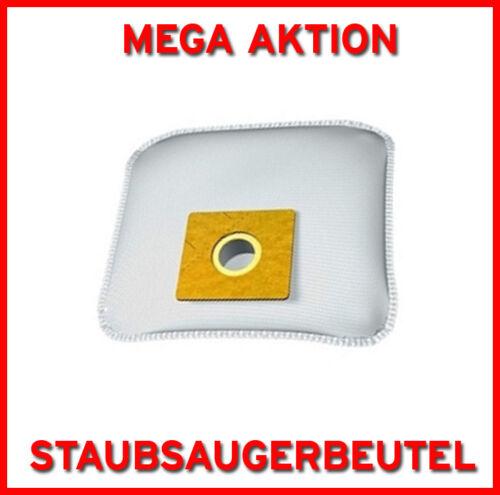 40 Staubsaugerbeutel Hanseatic 343.478 Dust Master 2000 Filtertüten 537.607