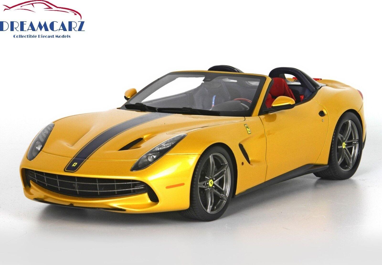 BBR Ferrari F60 America 2014 1 18 P18125C-Deluxe W Display Case,  60 de 60