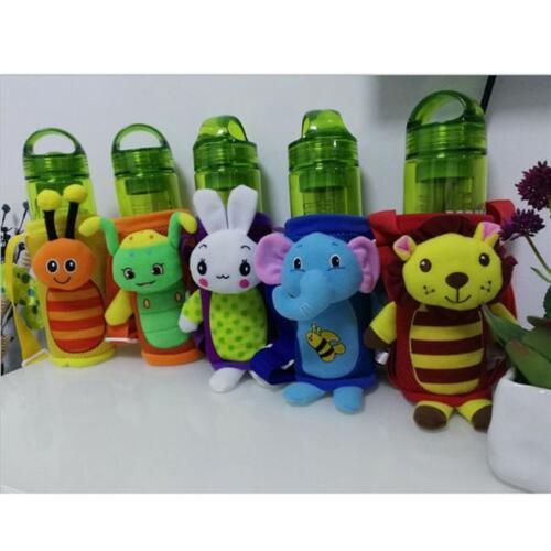 Baby Feeding Bottle Warmer Storage Holder Portable Animals Pattern Carrier AL