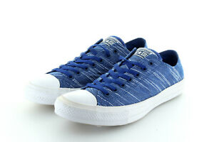 Ii Day Us Converse Knit 9 Lunarlon Bianco Taylor Ox 43 Chuck Blu 5 As 42 qZtORWYt