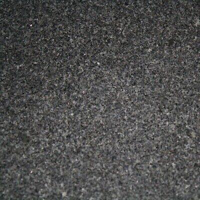 1 Musterstück Granit Dunkel Poliert Ca. 8x6x1cm