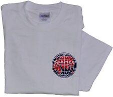 XXL Triumph TR7 TR8 side view white on black T-Shirt 100/% cotton Med