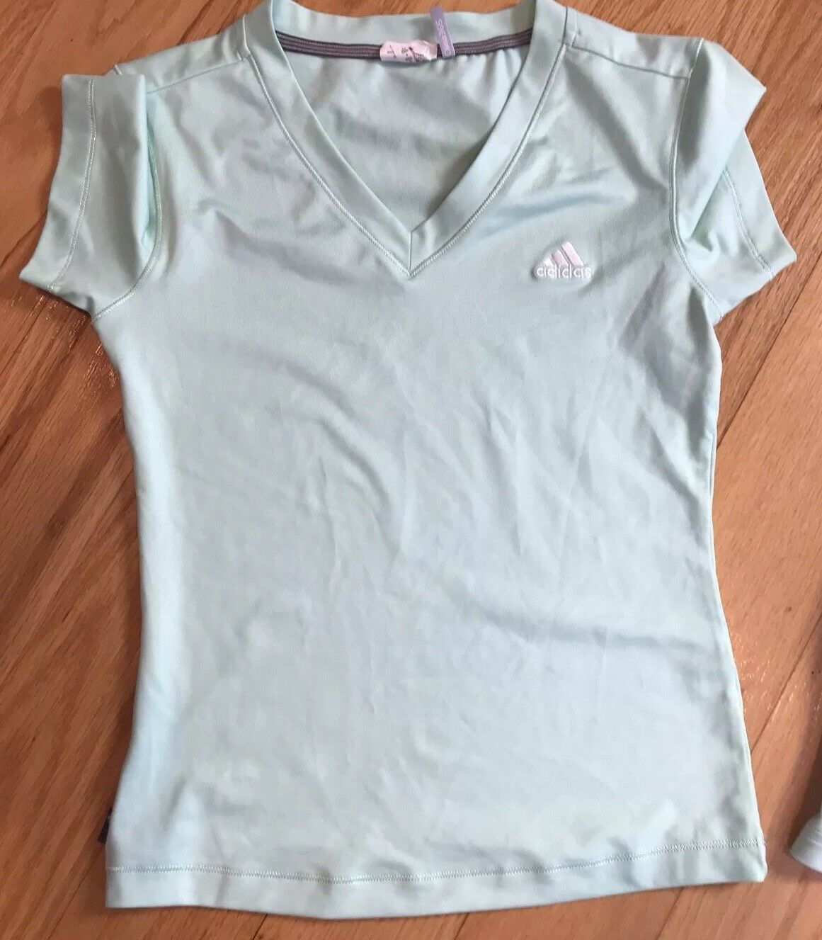 Adidas Mint Athletic Shirt Womens And Clima365 LongSleeve Green Mint