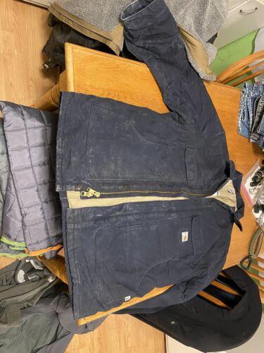 Carhartt FR Flame Resistant  Quilt Lined Coat  Men