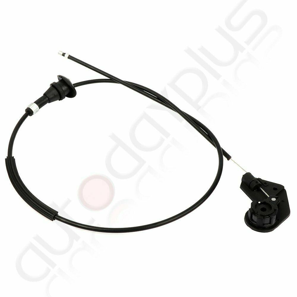 Hood Release Cable Bowden Cable Fits BMW E36 Hatchback Sedan Wagon 1990-2000