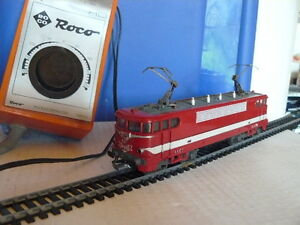 Train Echelle Ho Jouef Bb 9288 Capitole De La Sncf Échelle 1/87 Ème