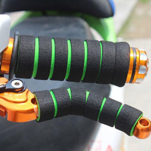 4x//Set Universal Grips Comforts Foam Handle Bar Motorcycle Bicycle RandomCoRDUK
