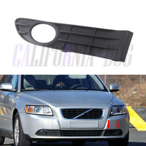 Pour-VOLVO-S40-2007-2012-New-Front-Bumper-Fog-Light-Grill-Right-Side-30744920