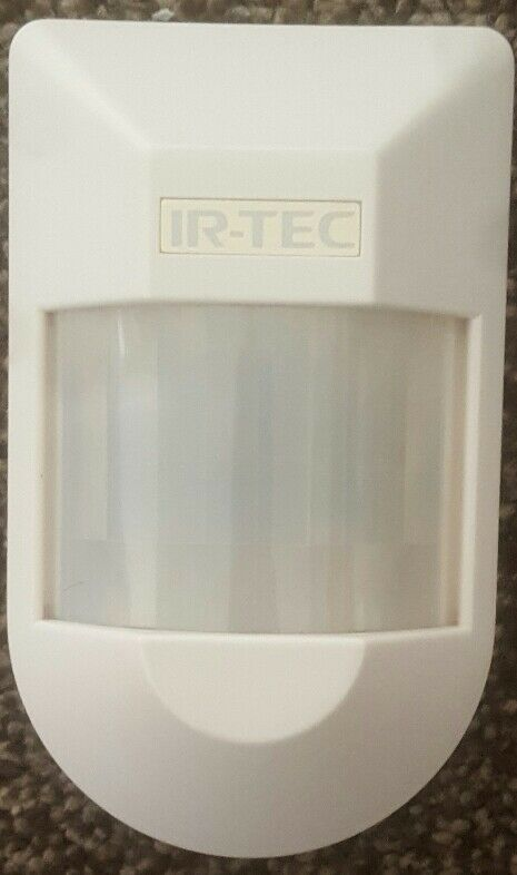 Ir Tec IR830 Sensor Detector Infrarrojo Pasivo PIR Seguridad Antirrobo Alarma