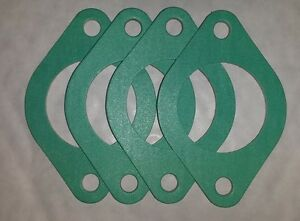 Dellorto-DRLA-45-Heat-Barrier-Manifold-Gasket-4-Pack-Aerospace-Grade-Material